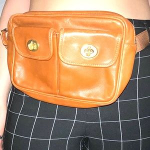 VTG Coach Pocket Waist Pack / Fanny pack